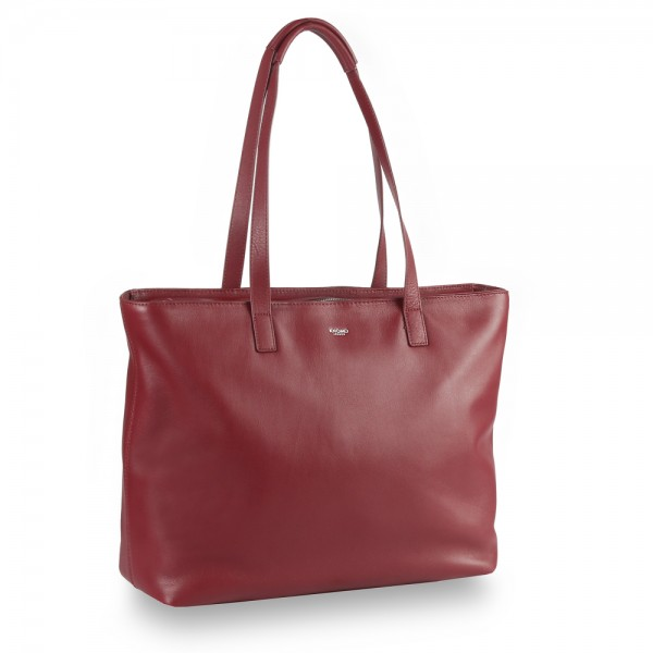 Maddox Leather Tote 15 Zoll 120-204