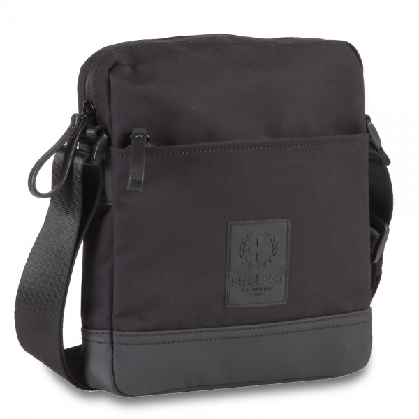 Strellson - Swiss Cross Shoulderbag svz 40100002795 in schwarz