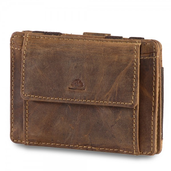 Vintage Magic Wallet RFID 1608A