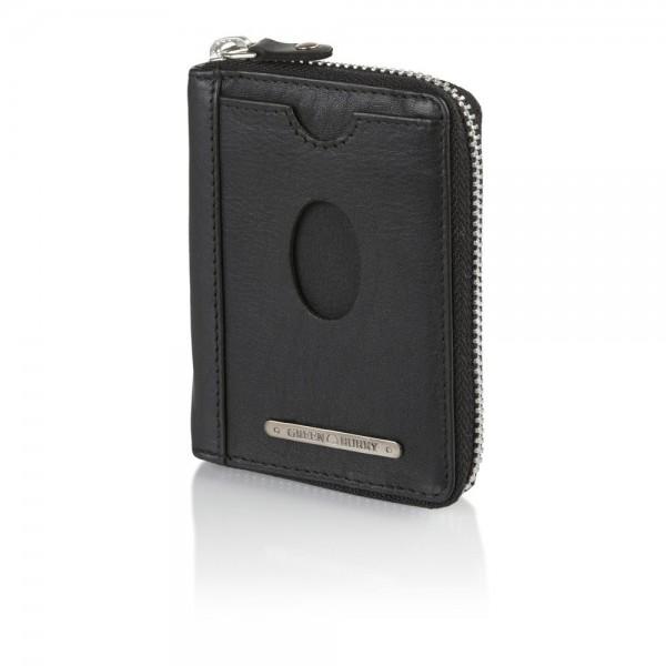 Green Burry - Kreditkartenetui 835 in schwarz