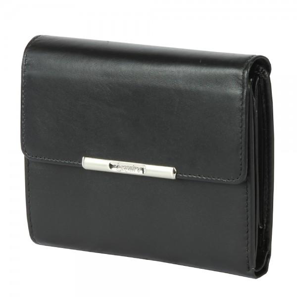 Esquire - Damenbörse RFID 122050 in schwarz