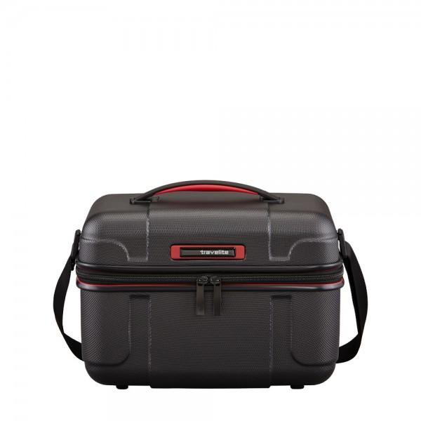 Travelite - Beautycase 72003 in schwarz