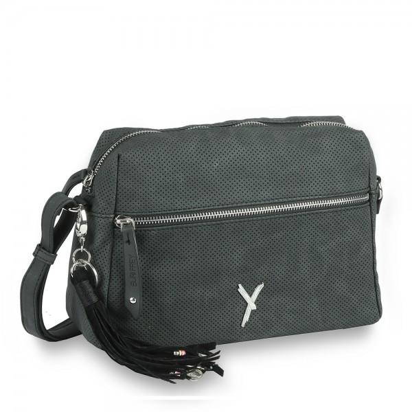 Suri Frey - Romy Handtasche mit Reißverschluss mittel 11583 in schwarz