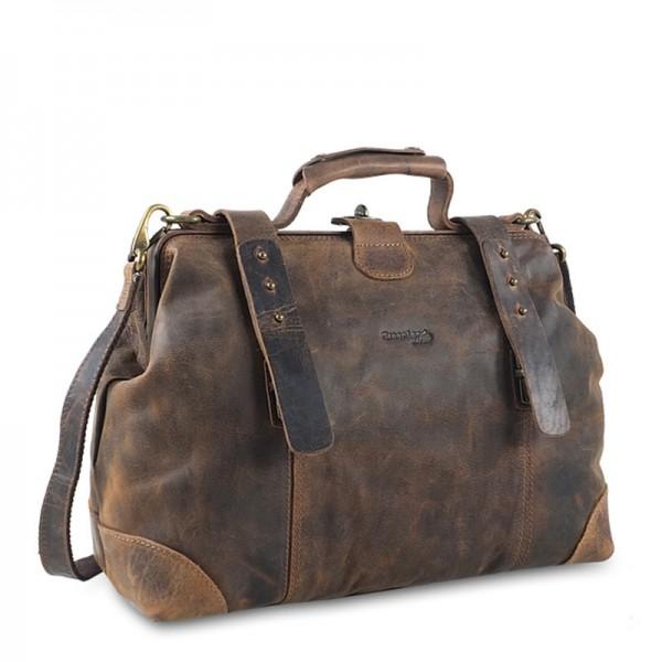 Greenland - Doc Bag XS 2511 in braun
