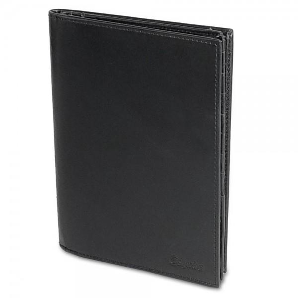Esquire - Brieftasche 5901 02 in schwarz