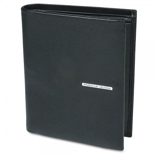 Porsche Design - Billfold V10 in schwarz