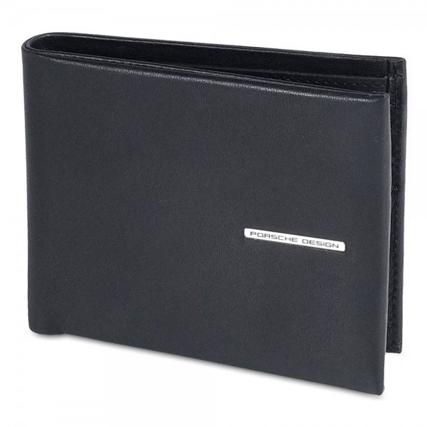 Porsche Design - Wallet H11 in schwarz