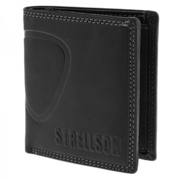 Strellson - Baker Street BillFold Q7 4010000047 in schwarz