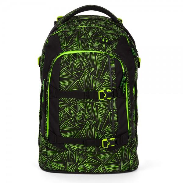 pack Schulrucksack Green Bermuda
