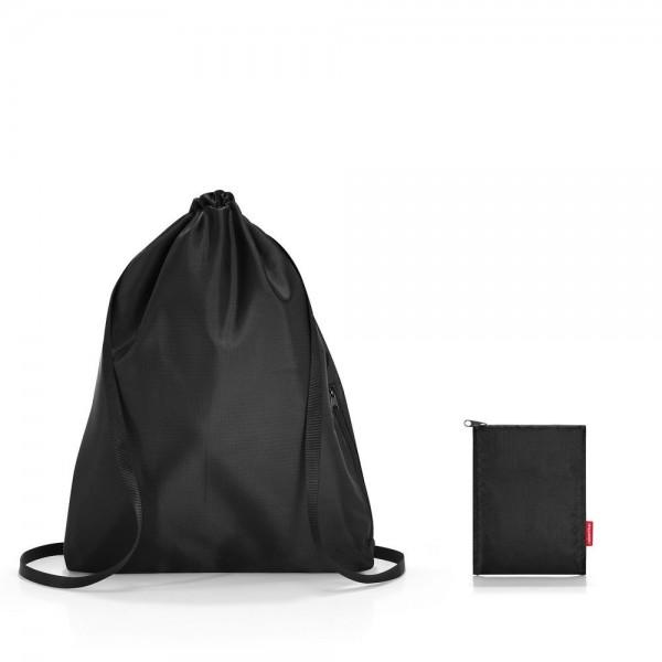 reisenthel - mini maxi sacpack AU in schwarz