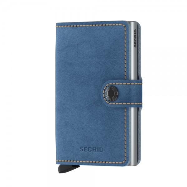 SECRID - Miniwallet Indigo in blau