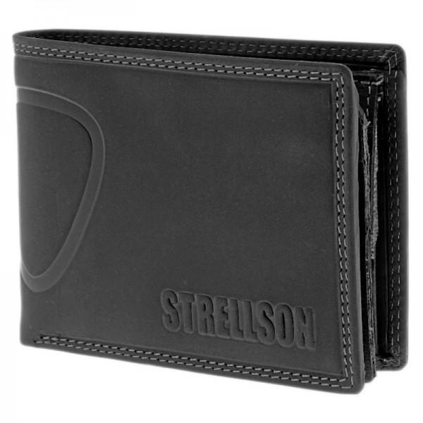 Strellson - Baker Street BillFold H7 4010000048 in schwarz