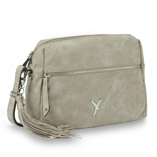 Romy Handtasche mit Reißverschluss mittel 11583