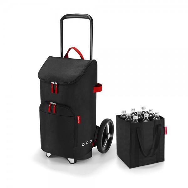 Set aus citycruiser rack + bag + bottlebag DEDFZJ