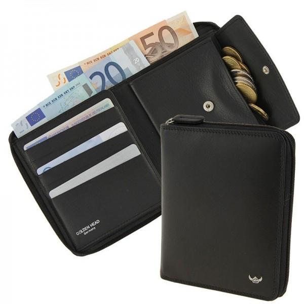 Reißverschluss Geldbörse 3302-50