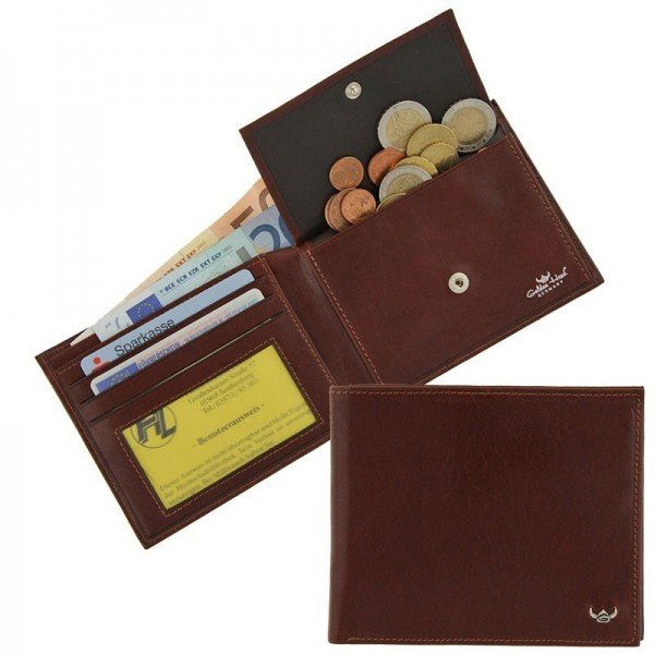 Billfold coin wallet 1162-05