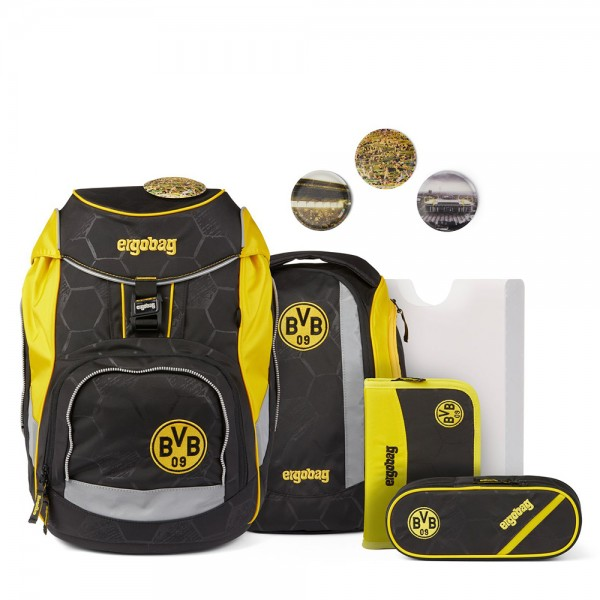 Pack Edition Schulranzen SET 6tlg BVBär