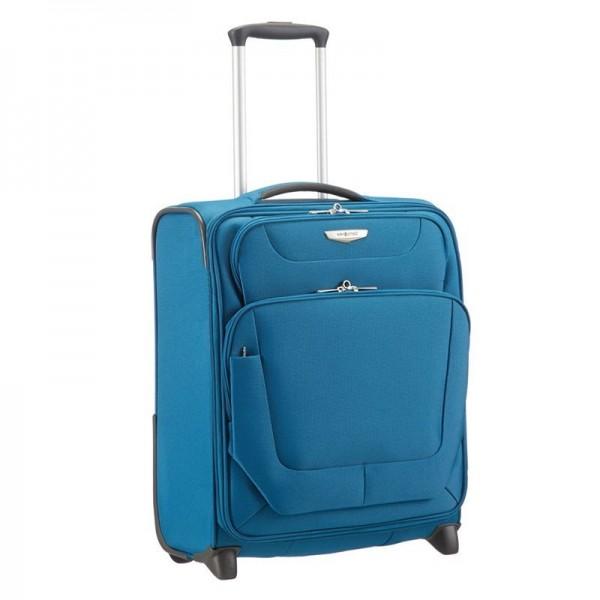 Samsonite - 2 Rollen Upright 50/18 59161 in blau