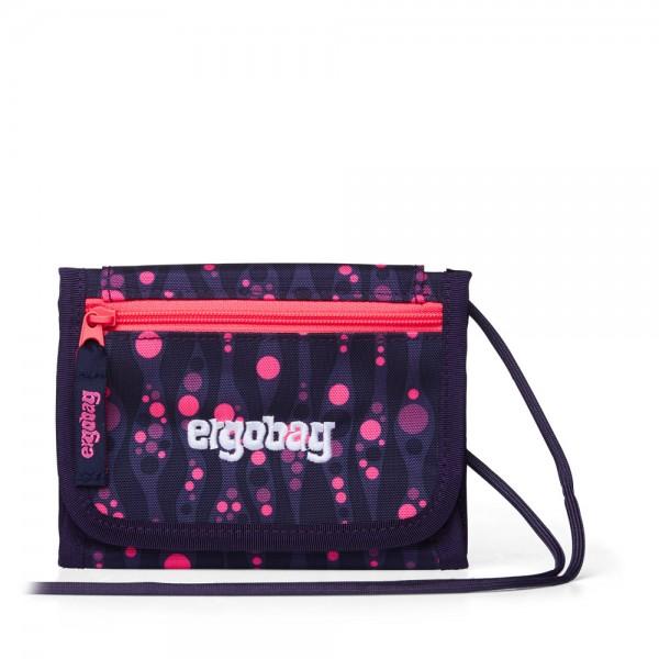 ergobag - Lumi Edition Brustbeutel in violett
