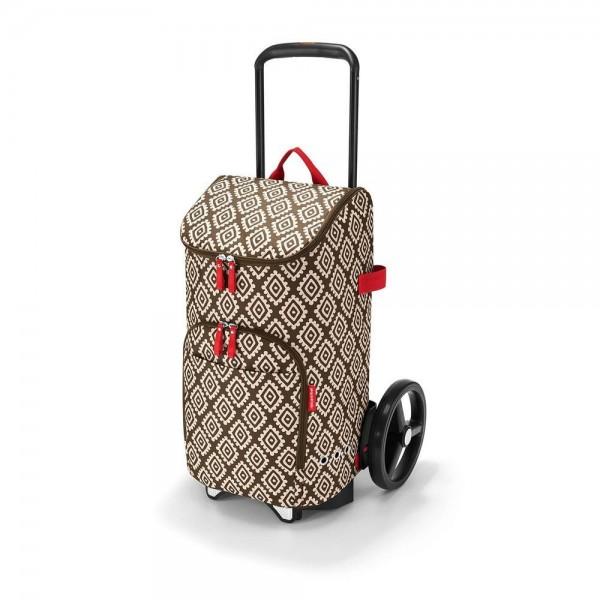 Set aus citycruiser rack + bag 2in1 Set DEDF