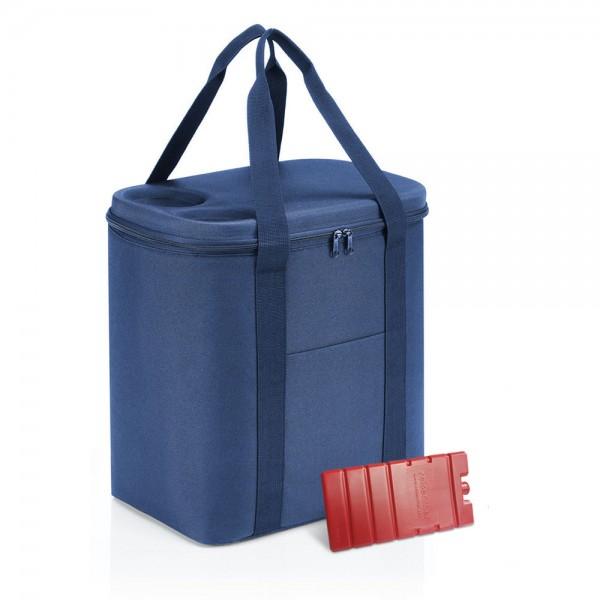 reisenthel - coolerbag XL + Kühlakku LHEF in blau