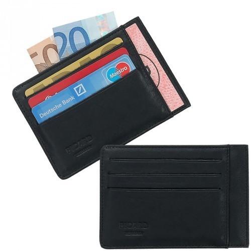 Picard - Eurojet Kreditkartenetui 8610-054 in schwarz