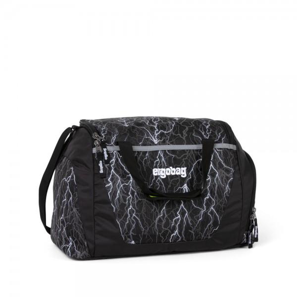 ergobag - Reflex Glow Edition Sporttasche in schwarz